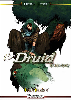 Divine Favor: the Druid