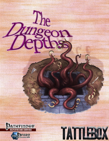 Tattlebox #4: The Dungeon Depths