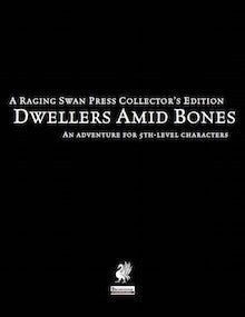 Dwellers Amid Bones Collector's Edition