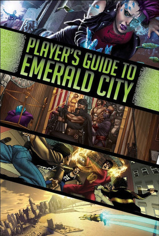 Player's Guide to Emerald City
