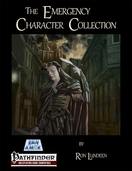 The Emergency Character Collection
