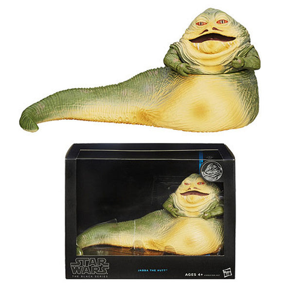"Star Wars: The Black Series - Jabba The Hutt 6"" Action Figure Set"