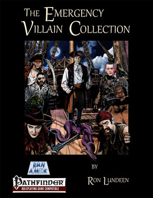 The Emergency Villain Collection