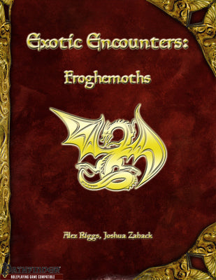 Exotic Encounters: Froghemoths