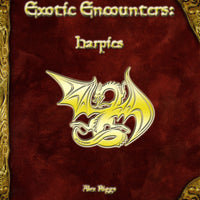 Exotic Encounters: Harpies