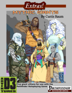 Extras! Mythic Giants