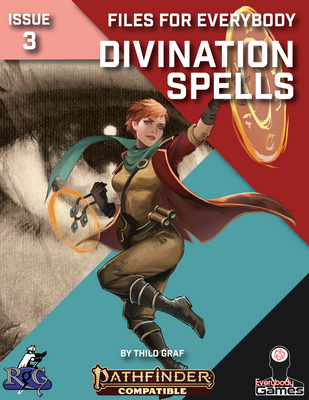 Files for Everybody: Divination Spells