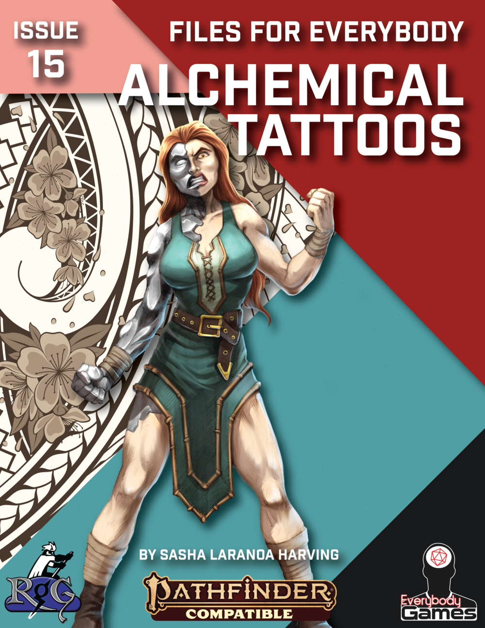 Files for Everybody: Alchemist Tattoos