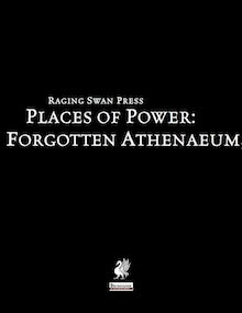 Places of Power: Forgotten Athenaeum