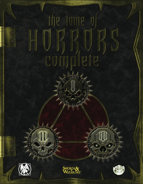 The Tome of Horrors Complete (S&W)