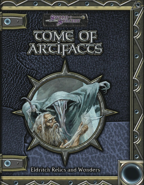 Tome of Artifacts (d20)
