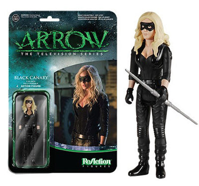 Reaction: Arrow - Black Canary