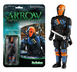 Reaction: Arrow - Deathstroke