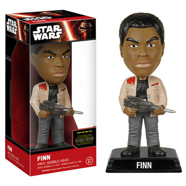 Wacky Wobbler: Star Wars: The Force Awakens - Finn