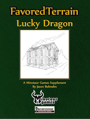 Favored Terrain: Lucky Dragon