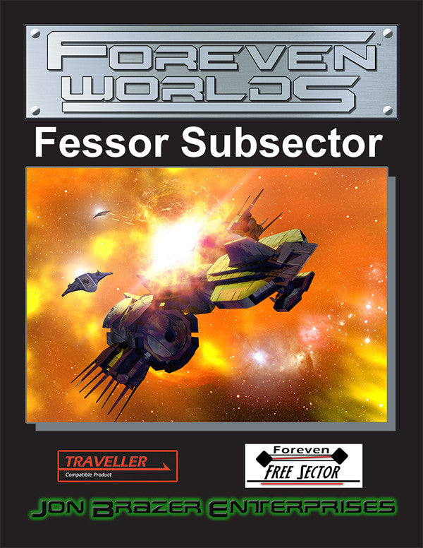 Foreven Worlds: Fessor Subsector
