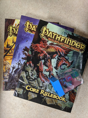 Pathfinder 1E Horror & Intrigue Bundle