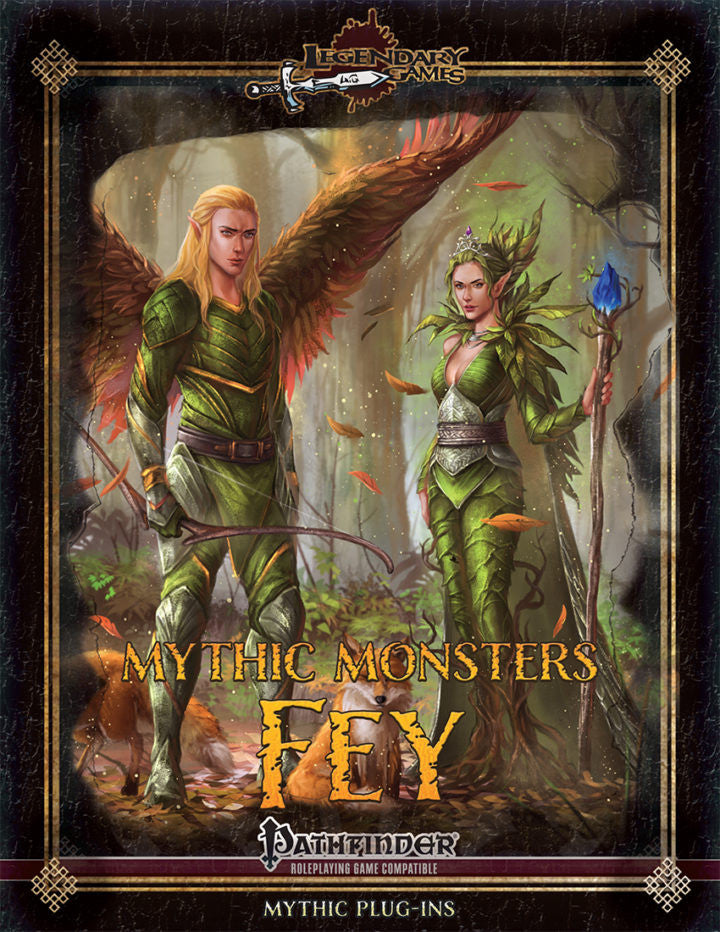 Mythic Monsters 48: Fey