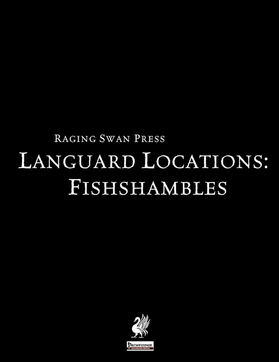 Languard Locations: Fishshambles