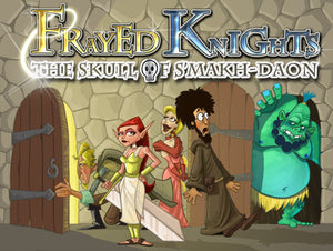 Frayed Knights: The Skull of S'makh-Daon (Windows)