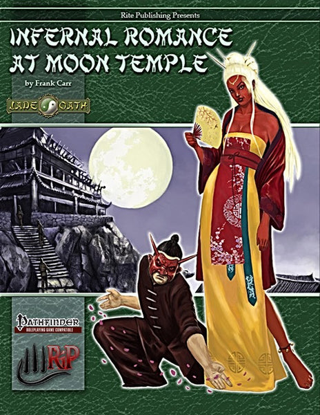 Infernal Romance at Moon Temple