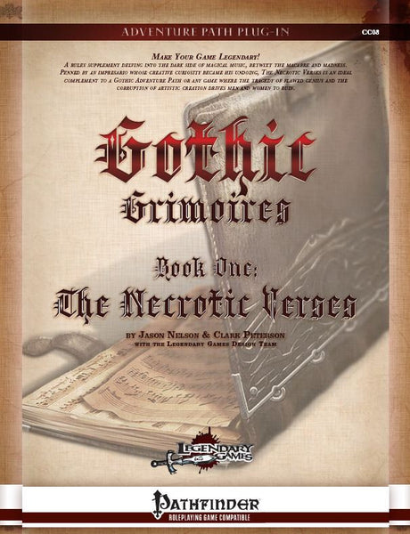 Gothic Grimoires: The Necrotic Verses