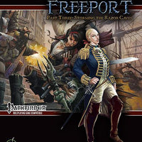 Return to Freeport, Part Three: Storming the Razor Caves