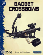 Gadget Crossbows SF