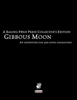 Gibbous Moon Collector's Edition