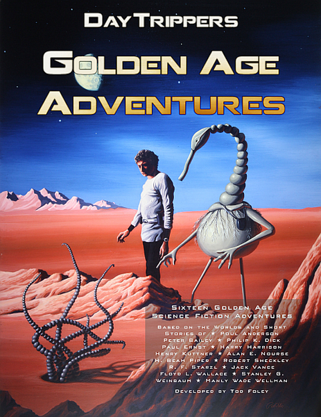 DayTrippers: Golden Age Adventures