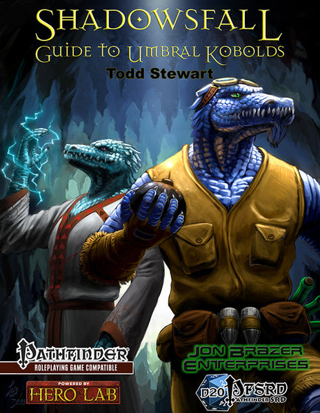 Shadowsfall: Guide to the Umbral Kobolds (PFRPG)