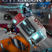 Hypercorps 2099: 5th Edition Playtest