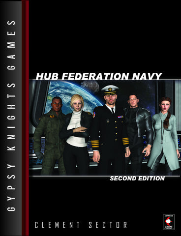 Hub Federation Navy 2nd Edition