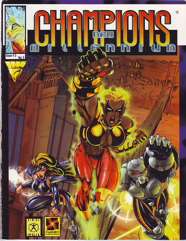 Champions New Millennium (4th Edition)