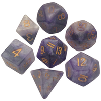 16mm Combo Attack Resin Dice Set