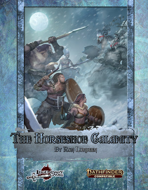 The Horseshoe Calamity (Pathfinder 2e)