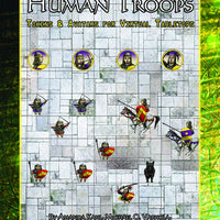 Human Troops: Tokens & Avatars for Virtual Tabletops