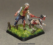Reaper Dark Heaven Legends Zombie Dog Handler