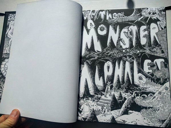 Monster Alphabet System Neutral Sourcebook (HC)