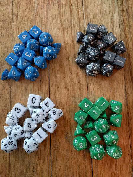 Ultimate Gamer's Dice Pack