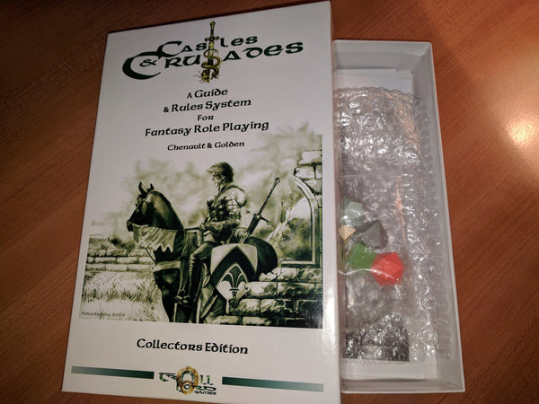 Castles & Crusades Collectors Edition: White Box
