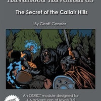 Advanced Adventures #19: The Secret of the Callair Hills