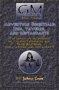 GM Mastery: Inns & Taverns