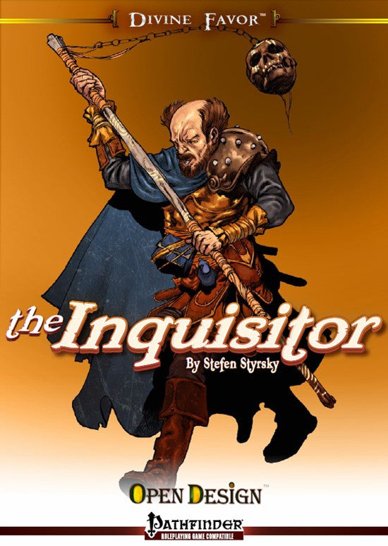 Inquisitor – d20PFSRD