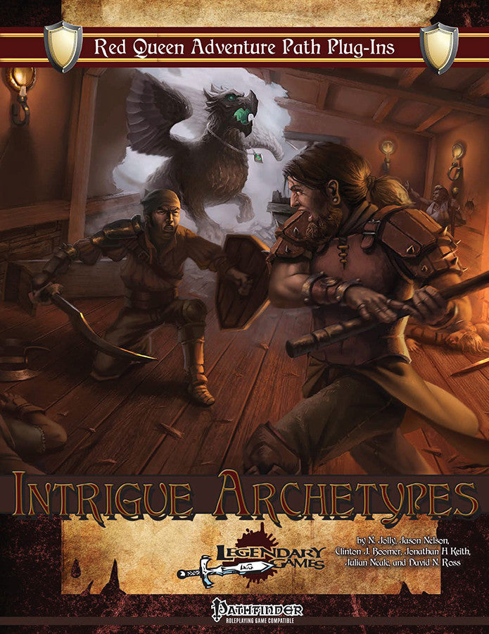 Intrigue Archetypes