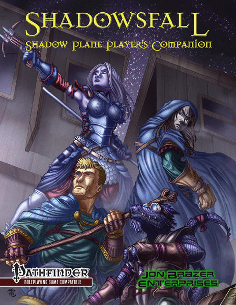 Shadowsfall Shadow Plane Player's Companion (PFRPG)