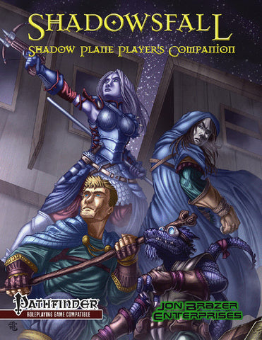 Shadowsfall Shadow Plane Player's Companion