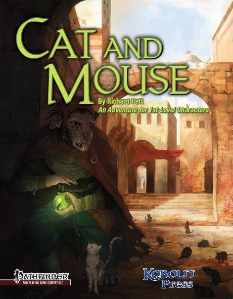 Cat and Mouse Adventure for Southlands