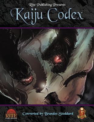 Kaiju Codex (5e)