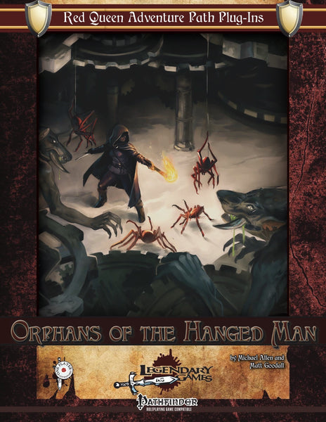 Orphans of the Hanged Man